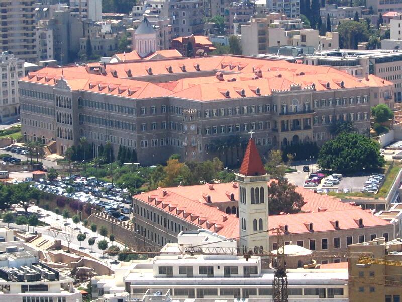 Libano Grand-Serail