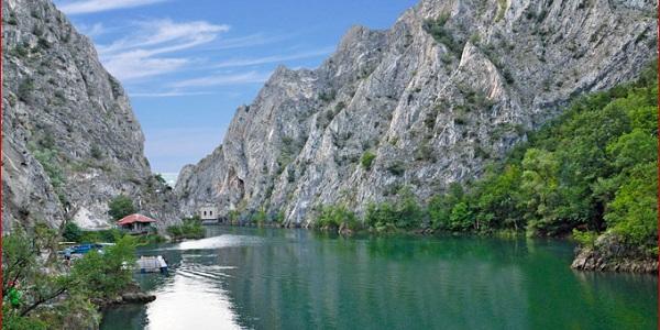 Macedonia matka-canyon