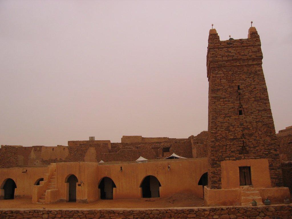 Mauritania Chinguetti_mosquee