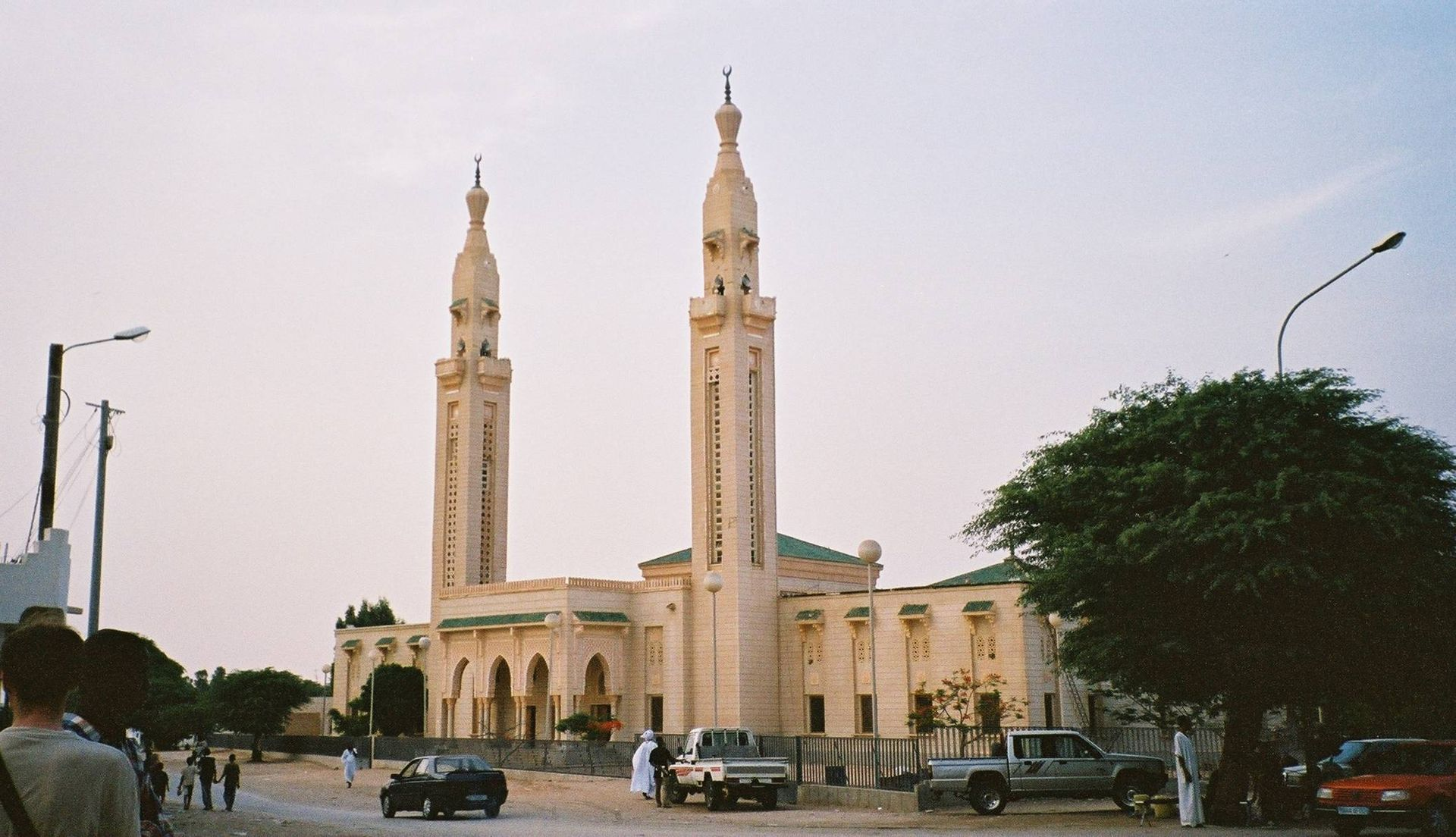 Mauritania Nouakchott-mosquee