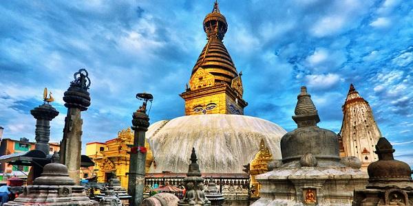 Nepal Swayambhunath_in_Kathmandu_Valley_Nepal
