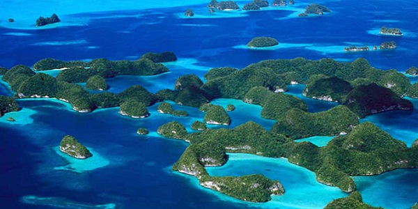Palau Rock-islands