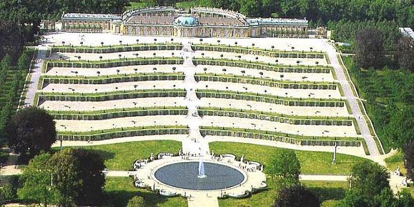 Palazzo-di-Sanssouci