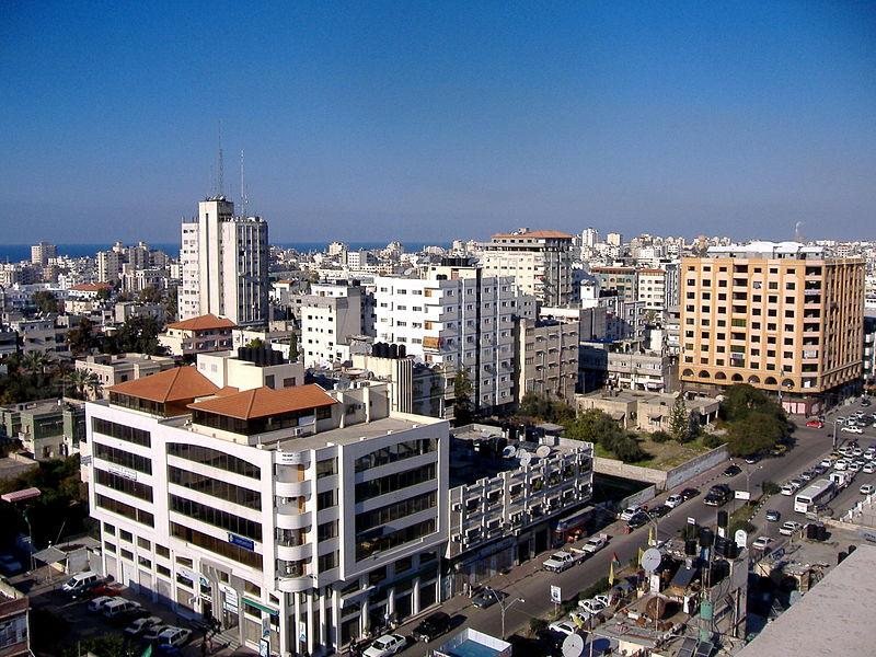 Palestina Gaza_City