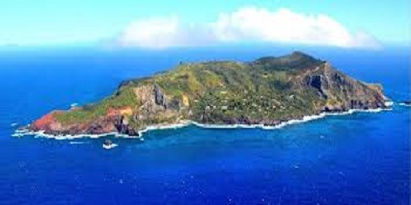 Pitcairn Adamstown-isola