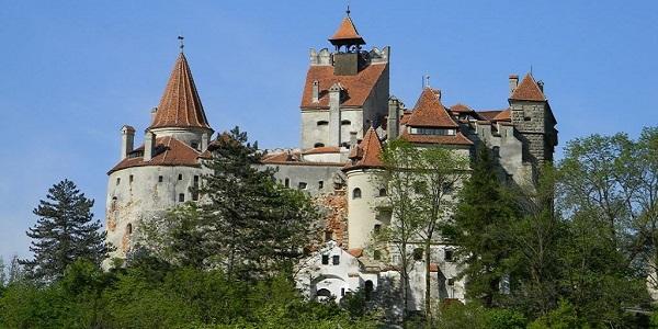 Romania Castello-di-Dracula