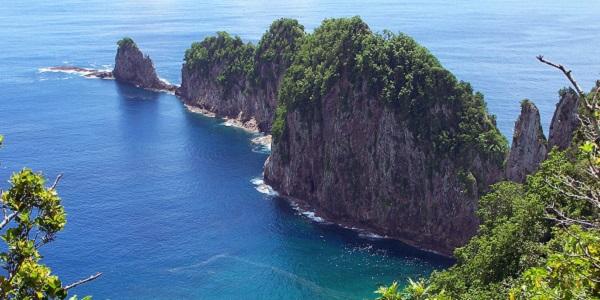 Samoa USA PolaIslands