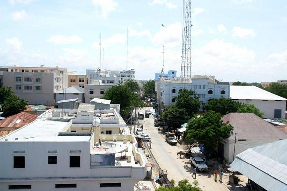 Somalia Bakaara_Market