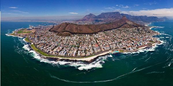 Sud Africa Città-del-capo