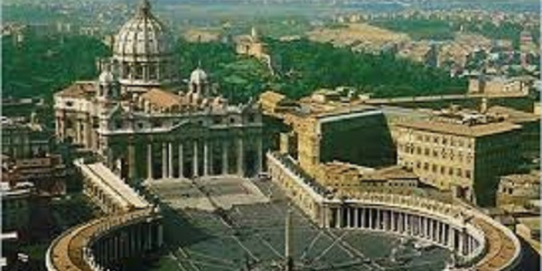 Vaticano San-Pietro