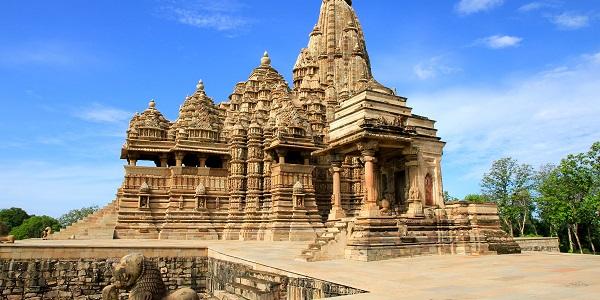 india Khajuraho-Temple-Madhy-pradesh