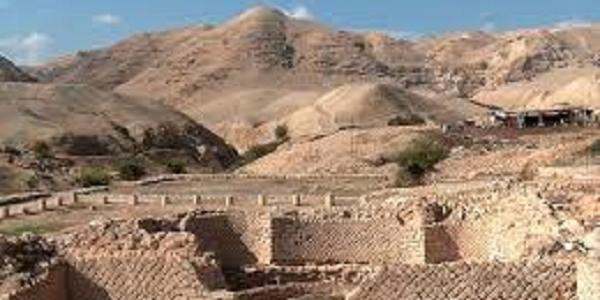 israele palazzo-di-Erode-Gerico