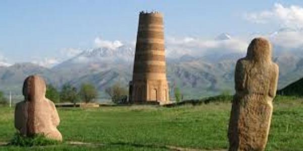 kyrgyzstan torre-di-Burana
